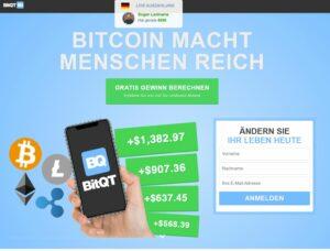 BitQT Mainseite