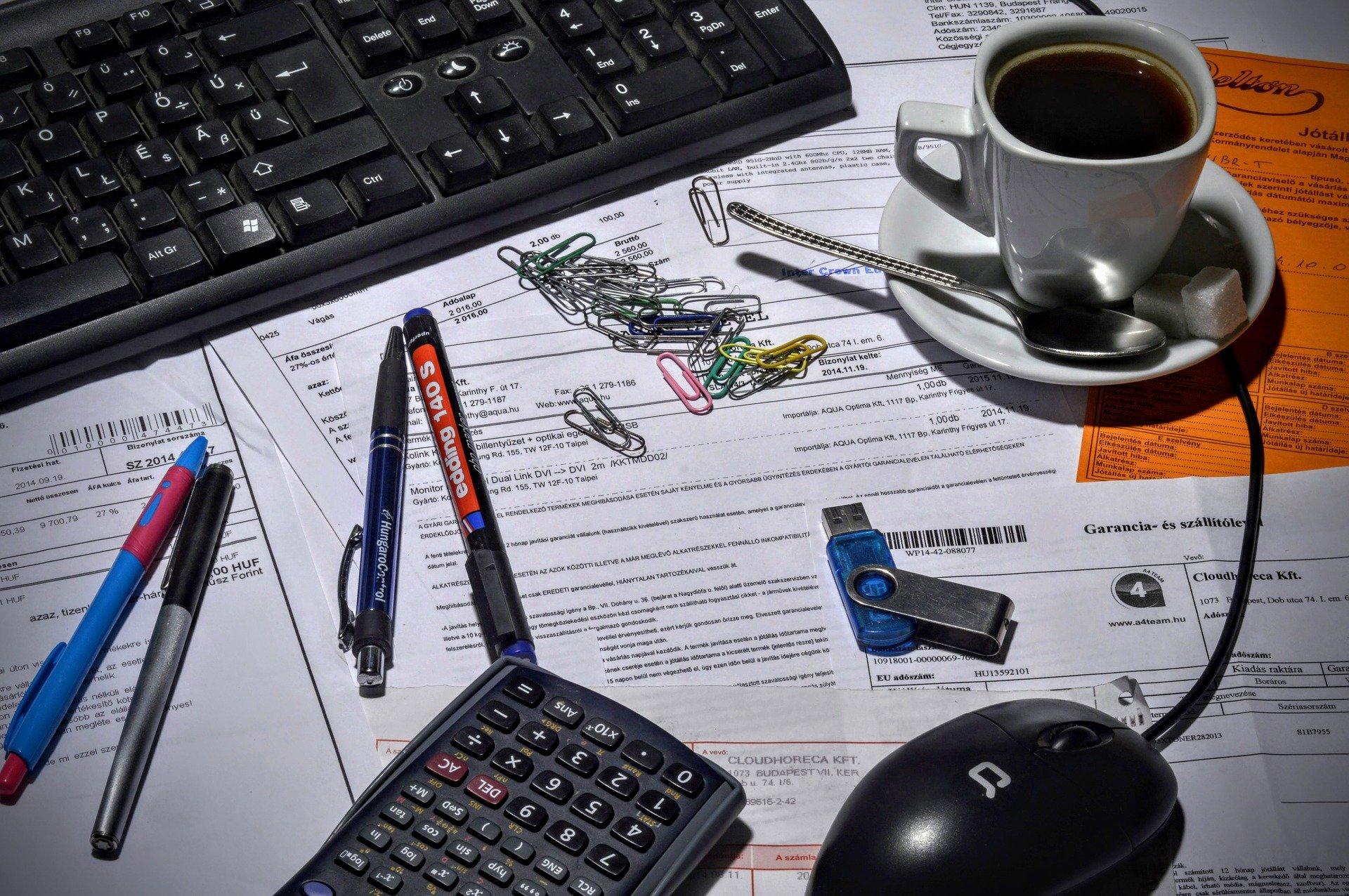 Rechnungen online